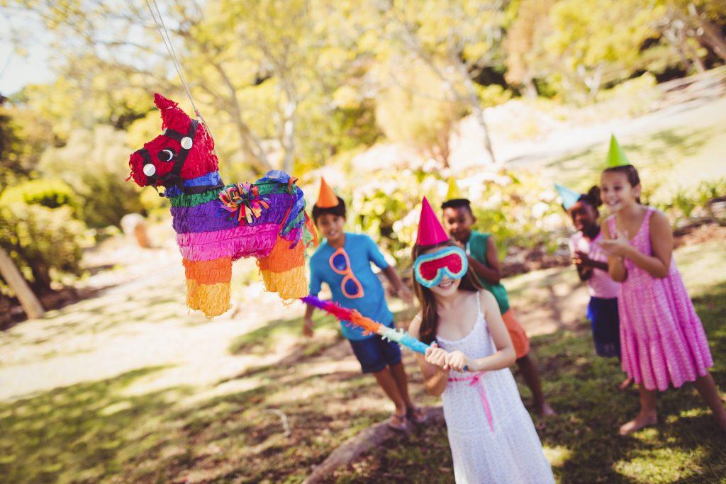 piñata para cumpleaños tradicionales