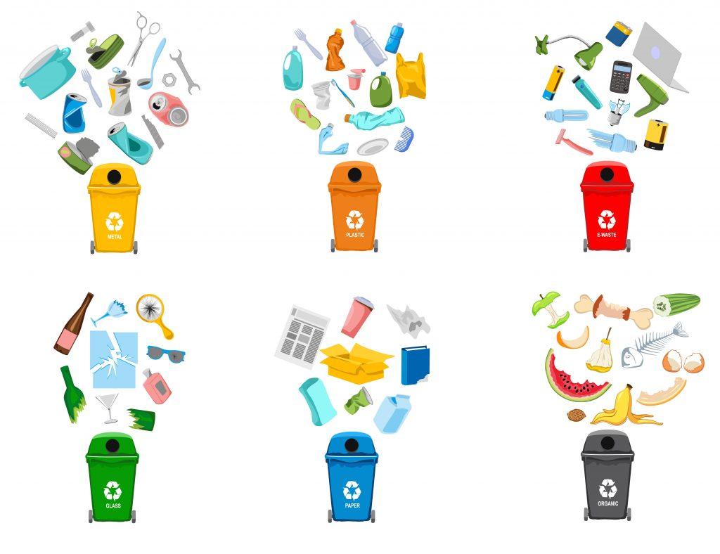 reciclar para manualidades de cartón
